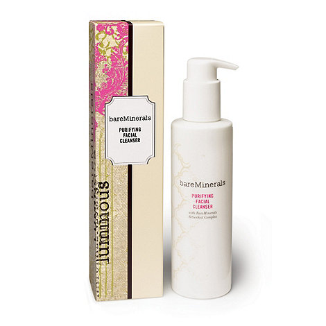 bareMinerals - Purifying facial cleanser 177ml