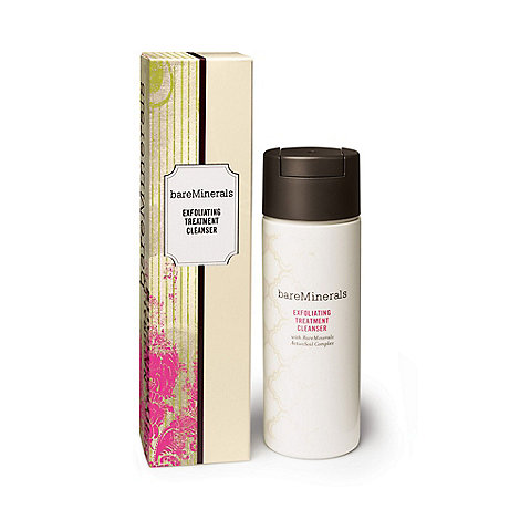 bareMinerals - Exfoliating treatment cleanser 70g