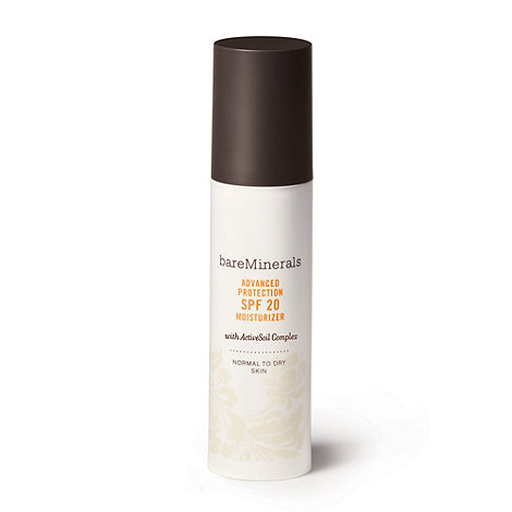 bareMinerals - Advanced protection SPF 20 moisturiser for normal/dry skin 50ml