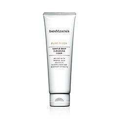 bareMinerals - Pure Plush'  gentle cleansing foam 125ml