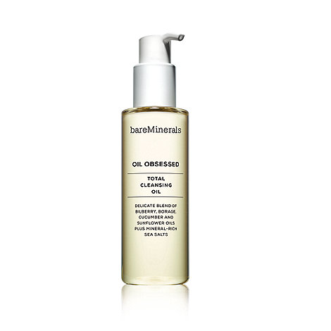 bareMinerals - +Oil Obsessed+ total cleansing oil 175ml