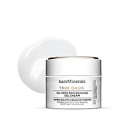 bareMinerals - True Oasis' oil-free replenishing gel cream 50ml