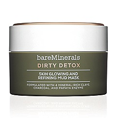 bareMinerals - DIRTY DETOX  Skin Glowing and Refining' mud mask