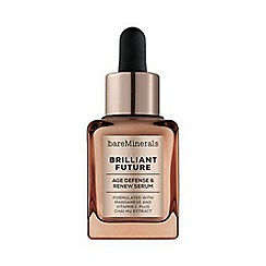 bareMinerals - 'Brilliant Future ' age defence and renew serum