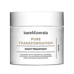 bareMinerals - 'Pure Transformation' night treatment powder 4.2g