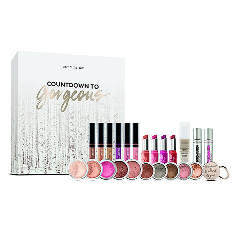 bareMinerals - +Countdown to Gorgeous+ gift set