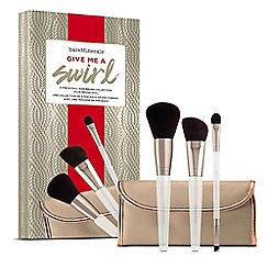 bareMinerals - 'Give Me A Swirl' brush collection Christmas gift set