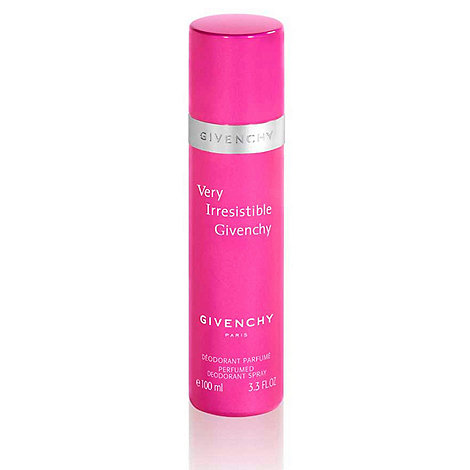 Givenchy - +Very Irrésistible+ perfumed deodorant spray