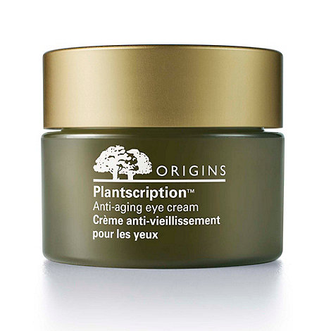 Origins - Plantscription  Anti-aging eye cream