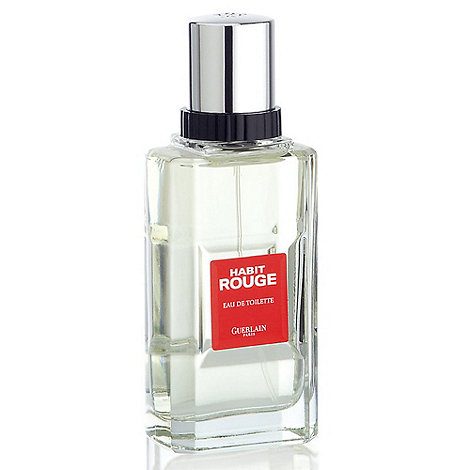 Guerlain - Habit Rouge 50ml Eau De Toilette