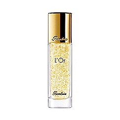 GUERLAIN - 'L'Or Radiance' concentrate with pure gold 30ml