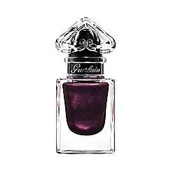 Guerlain - La Petite Robe Noire Nail Polish - 007 Black Perfecto 8.8ml
