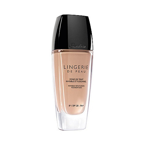 Guerlain - +Lingerie de Peau+ invisible skin fusion liquid foundation 30ml