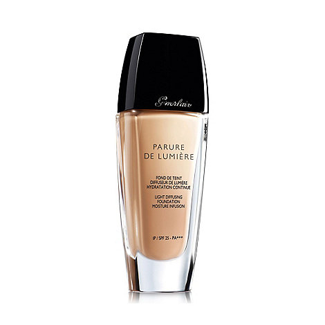 Guerlain - +Parure+ de lumiére liquid foundation 30ml
