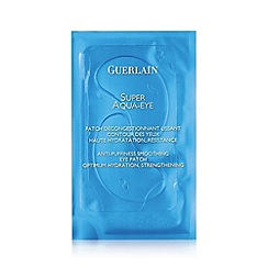 Guerlain - Super aqua eye patches 2 x 10 20ml sachets
