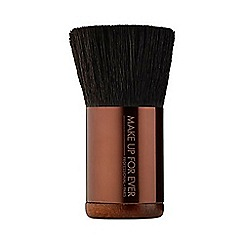 Make Up For Ever - Kabuki Bronze Fusion Brush