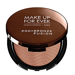 MAKE UP FOR EVER - Pro bronze fusion bronzer 11g