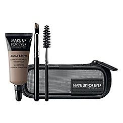 MAKE UP FOR EVER - 'Aqua' brow kit 7ml