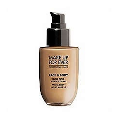 Make Up For Ever - Face & Body Liquid Make-Up 50ml