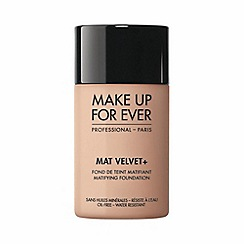 Make Up For Ever - Matt Velvet + Foundation 30ml