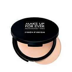 Make Up For Ever - Pro Finish multi-use powder foundation 10g