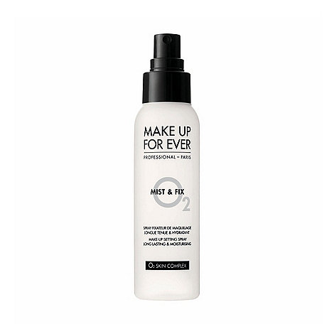 MAKE UP FOR EVER - +Mist And Fix+ setting spray 125ml