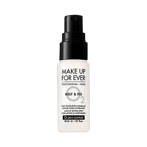 MAKE UP FOR EVER - +Mist And Fix+ travel size setting spray 30ml