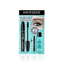 Make Up For Ever - Aqua Smoky Lash Kit