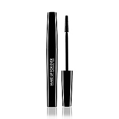 MAKE UP FOR EVER - 'Smoky Stretch' black mascara 7ml