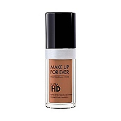 Make Up For Ever - Ultra HD Foundation Dark Shades 30ml