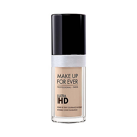MAKE UP FOR EVER - +Ultra HD+ light shades liquid foundation 30ml