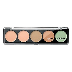 MAKE UP FOR EVER - Camouflage cream palette 5 x 2g