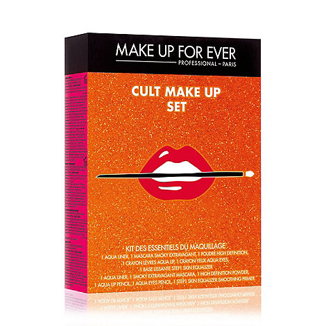Make Up For Ever - Cult makeup set