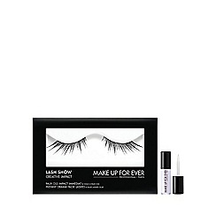 MAKE UP FOR EVER - 'Lash Show' creative impact no. C802 false eyelashes