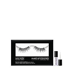 MAKE UP FOR EVER - 'Lash Show' natural impact no. N105 false eyelashes