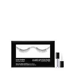 MAKE UP FOR EVER - 'Lash Show' natural impact no. N204 false eyelashes