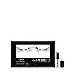 MAKE UP FOR EVER - 'Lash Show' natural impact no. N401 false eyelashes