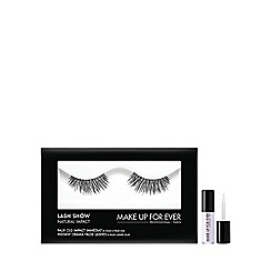 MAKE UP FOR EVER - 'Lash Show' no. N102 false eyelashes