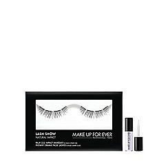 MAKE UP FOR EVER - 'Lash Show' no. N201 false eyelashes