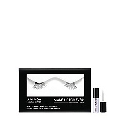 MAKE UP FOR EVER - 'Lash Show' no. N402 false eyelashes