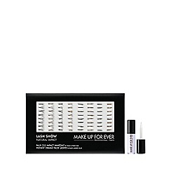 MAKE UP FOR EVER - 'Lash Show' no. N601 false eyelashes