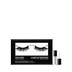 MAKE UP FOR EVER - 'Lash Show' creative impact no. C702 false eyelashes
