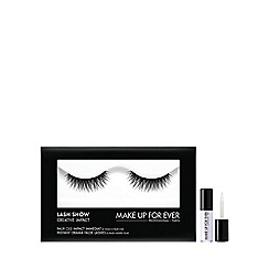 MAKE UP FOR EVER - 'Lash Show' creative impact no. C704 false eyelashes