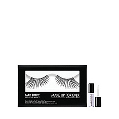 MAKE UP FOR EVER - 'Lash Show' creative impact no. C707 false eyelashes