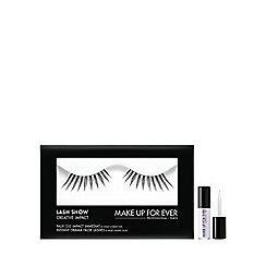 MAKE UP FOR EVER - 'Lash Show' creative impact no. C710 false eyelashes