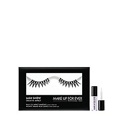 MAKE UP FOR EVER - 'Lash Show' creative impact no. C803 false eyelashes