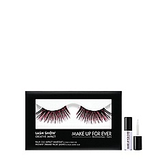 MAKE UP FOR EVER - 'Lash Show' creative impact no. C805 false eyelashes