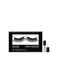 MAKE UP FOR EVER - 'Lash Show' creative impact no. C705 false eyelashes