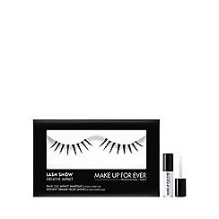 MAKE UP FOR EVER - 'Lash Show' creative impact no. C807 false eyelashes