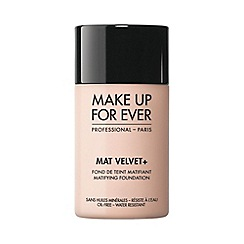 Make Up For Ever - Mat Velvet Foundation 30ml